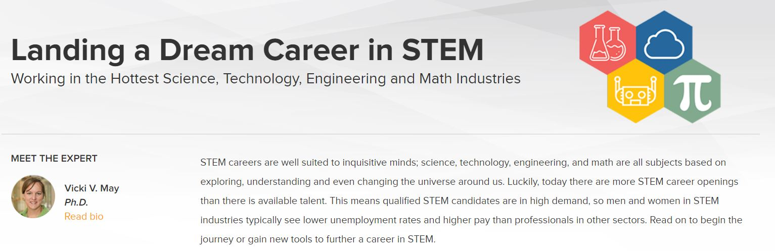 Careers in STEM