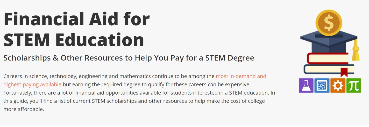 Financial Aid for STEM