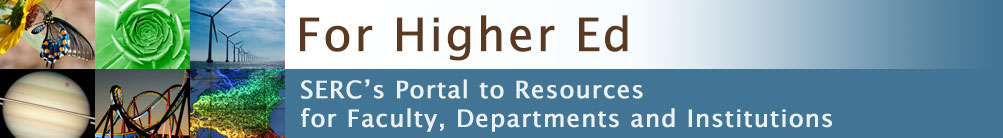 Science Education Resource Center – For Higher Ed