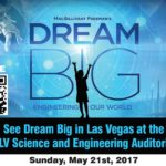 Dream Big - Sunday, May 21st, 2017